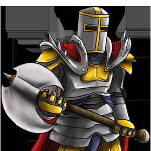 Axeman: Anti-Paladin