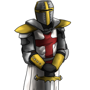 Stavesman: Templar