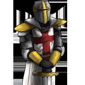 Stavesman: Templar